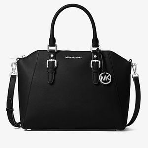 Michael Khors leather handbag